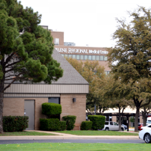 Dr. Tobin's Surgical Center is on the campus of Abilene Regional Medical Center.