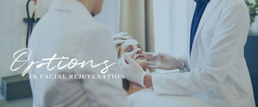 Dr. Howard Tobin options in facial rejuvenation cosmetic surgery